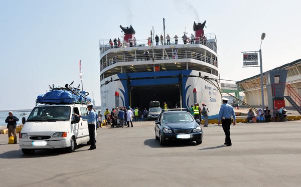 هذه المرة الضحية مهاجرة مسنة: اللصوص يجتاحون ميناء الناظور