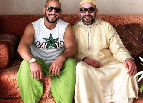 """الملك محمد السادس يمنح تسيير قصره في طنجة إلى البطل الريفي """"أبو زعيتر"""""""