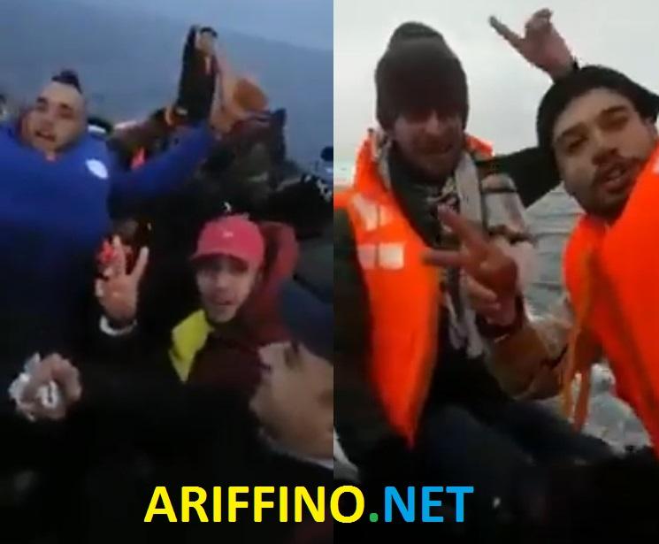 """فيديو جديد يوثق ل""""حريك"""" شباب من جماعات أركمان والبركانيين وبني شيكر يرددون شعار """"عاش الزفزافي"""""""