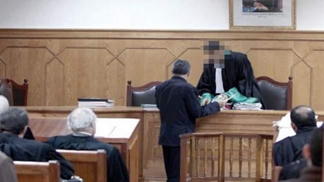وفاة موظف جماعي بالمحكمة الابتدائية  أثناء التحقيق معه …