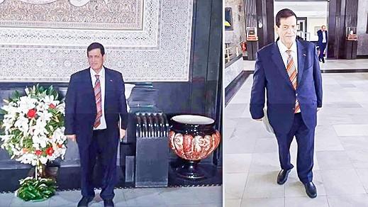 مختفون: لماذا لا يحضر سلامة و أبرشان اشغال اللجان البرلمانية للدفاع عن حقوق الناظوريين