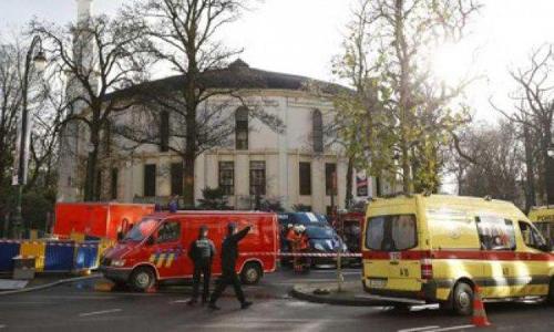 إخلاء مسجد بحي يسكنه عدد من أبناء الريف في بلجيكا لهذا السبب