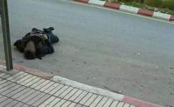 جزائري يلقي بنفسه من اعلى بناية في مدينة الحسيمة في ظروف غامضة