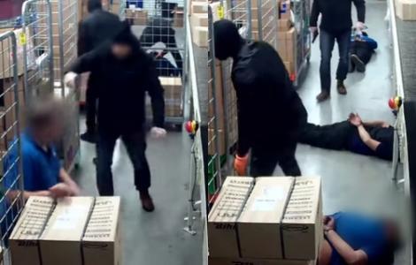 هولندا.. عصابة مغربية تنفذ عملية سطو مسلح وتسرق 2 مليون يورو (فيديو)