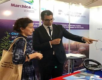 +صور: المديرة العامة لليونسكو تطلع على مشاريع مارتشيكا بالناظور