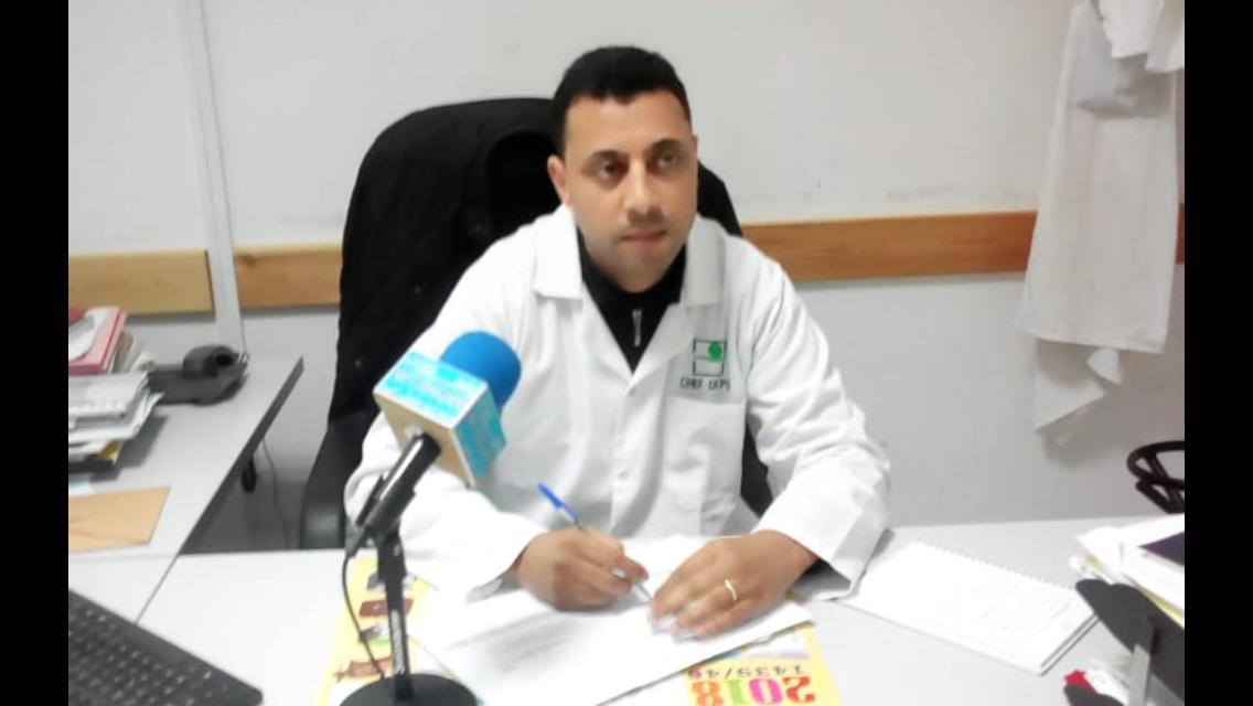 إنفراد+ فيديو: ذ محمد الهلالي رئيس قطب العلاجات بالمستشفى  الحسني يبشر ساكنة  الناظور حول قسم علاج السرطان الذي انجزته جمعية الياسمين