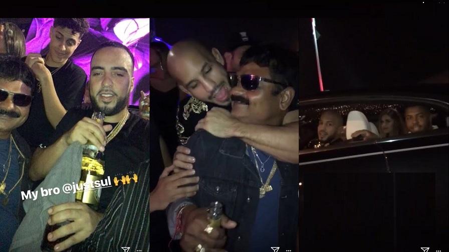 """+فيديو:الهندي """"JUST SUL"""" جابوه باش يحتفل مع المغاربة بـ """"المسيرة الخضراء"""" شوه الريفي أبو زعيتر في المباشر..وها أش قال على المغربيات"""