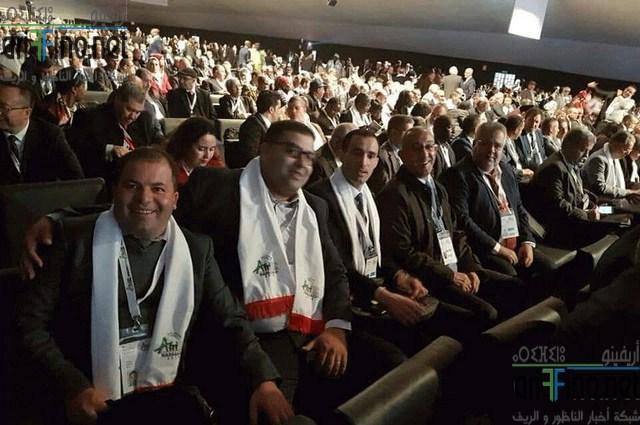 """+صور:  افتتاح قمة """"أفريسيتي"""" بحضور وازن لرؤساء جماعات الناظور.."""