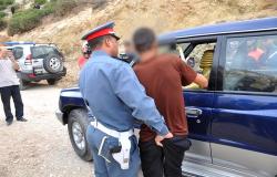الحسيمة .. درك اكاون يوقف 3 أشخاص على خلفية اقتحام وسرقة مؤسسة تعليمية