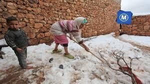 إجراءات استباقية لمواجهة موجة البرد والثلوج بإقليم الحسيمة