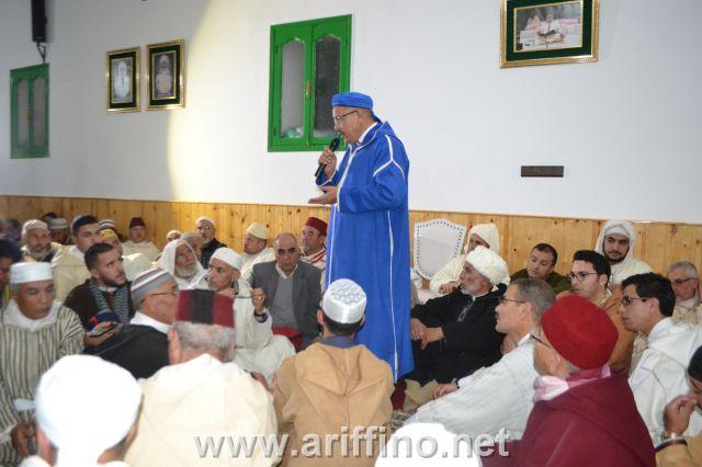 ربورطاج : الزاوية العلوية بجماعة وكسان بالناظور تحتفل بذكرى المولد النبوي الشريف