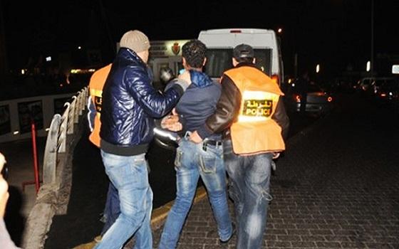 ضربة أمنية: ضباط الشرطة القضائية يقبضون على أكبر مروج كوكايين بمحيط كلية الناظور