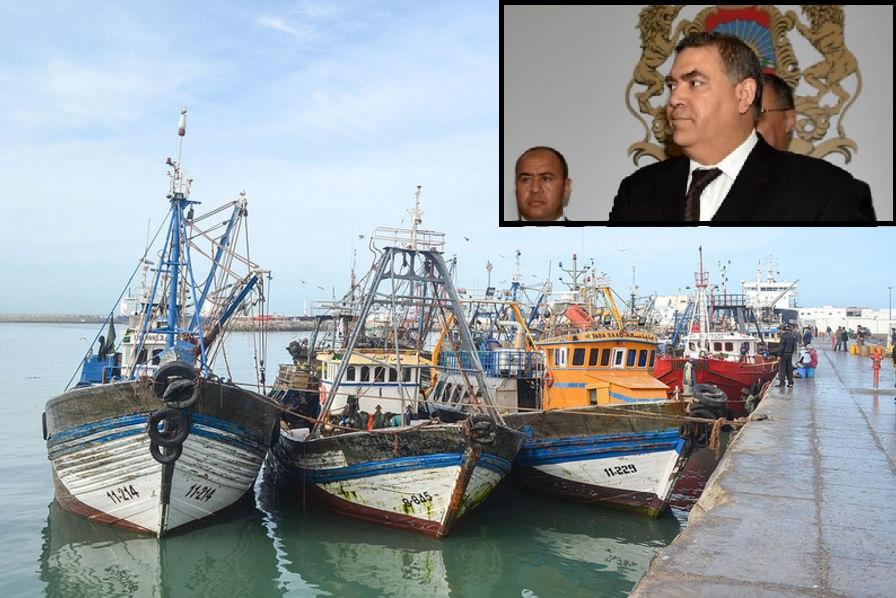 مراسلة إلى لفتيت وزير الداخلية تكشف خروقات بقطاع الصيد البحري بالناظور