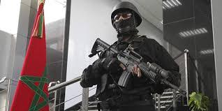 ضباط الفرقة الوطنية للشرطة القضائية في مهمة سرية بالناظور