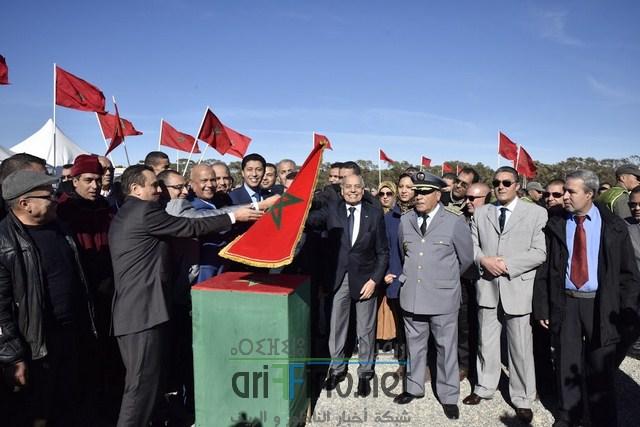 رئيس جهة الشرق يعطي انطلاقة مشروع النواة الجامعية بإقليم تاوريرت