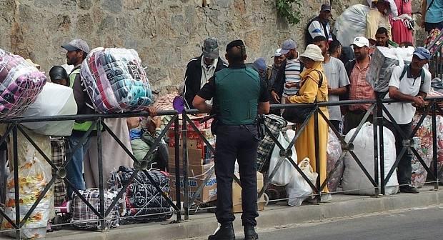 حزب اسباني: المغرب سيُنهي التهريب بين الناظور و مليلية في فبراير المقبل