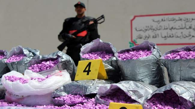 عاجل : أمن ازغنغان يحجز 300 قرص اكستازي قادمة من طنجة