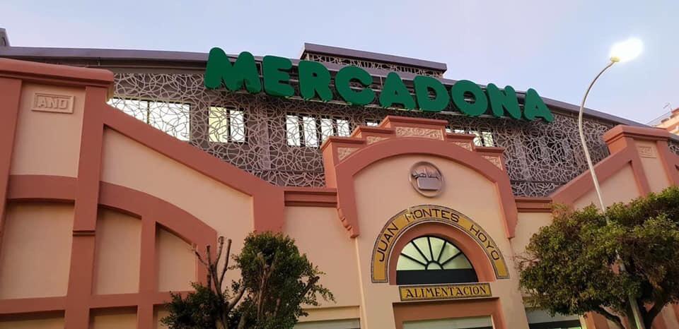 +أولى الصور و الفيديو: سوق MERCADONA يفتح ابوابه بمليلية و يسعى لاستقطاب الأسر الناظورية