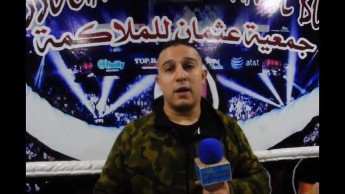 شاهد بالفيديو :بعد نجاح الدورات السابقة جمعية عثمان تستعد لتنظيم ليلة القتال العالمية الرابعة بحضور ابطال عالميين …