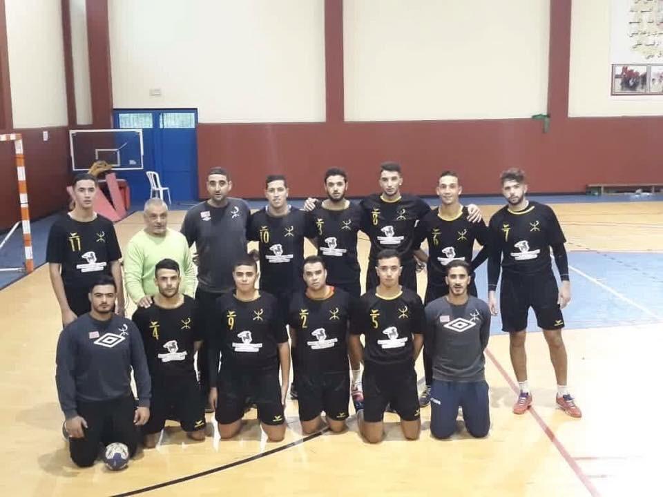 +صورة : بطولة القسم الأول ممتاز لكرة اليد هلال الناظور يستقبل فريق النادي المكناسي يوم السبت