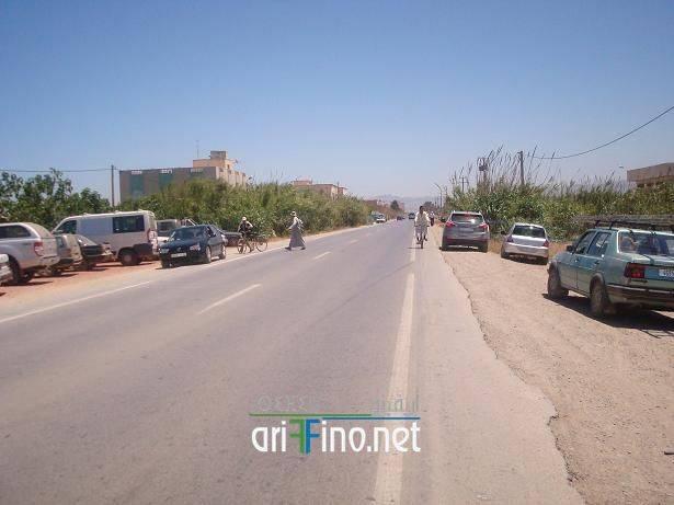الناظور…  مطالب بتثنية طريق بوعرك وقرية أركمان حماية لأرواح المواطنين من الحوادث