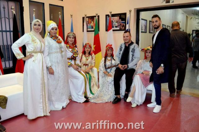 الحسيمة : محمد الأزعيمي.. أول مصمم للزي الأمازيغي الجديد في شمال المغرب