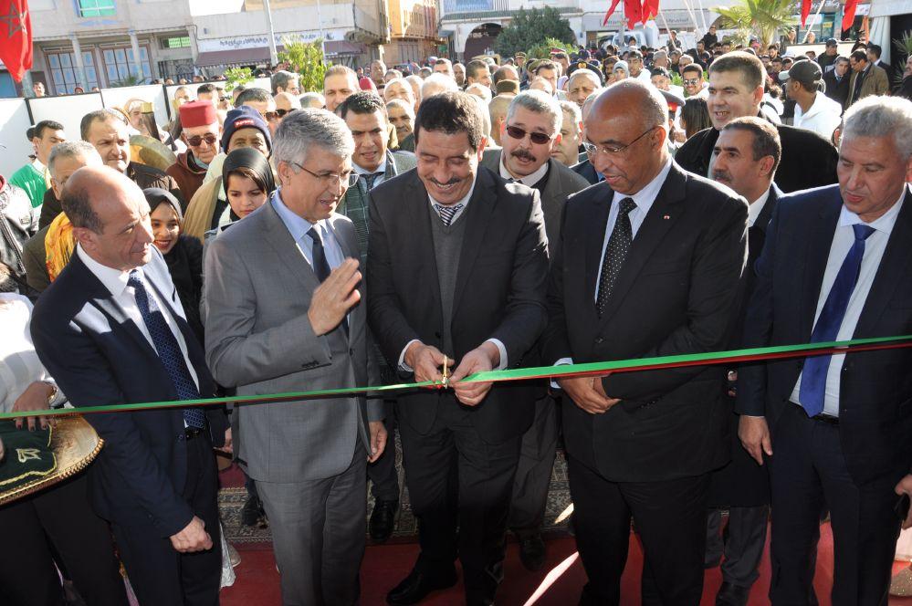 روبورطاج: عامل اقليم الدريوش يشرف على إفتتاح المعرض الجهوي للمنتوجات الفلاحية بحضور الكاتب العام لوزارة الفلاحة