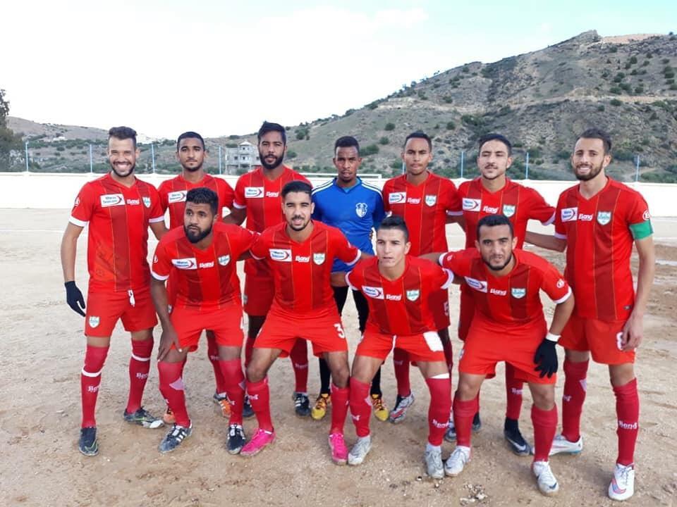 بطولة عصبة القسم الممتاز فريق هلال الناظور يرحل  لمواجهة فريق اتحاد بن طيب