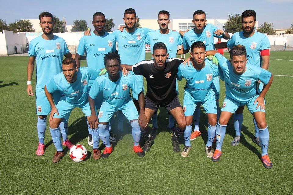 كرة القدم + صور :بطولة القسم الممتاز ممثل المدينة فتح الناظور يستقبل فريق شباب المحمدية ..