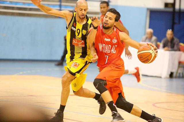 خطير:الجامعة الملكية لكرة السلة تقرر إنزال فريق الوداد رجال والمغرب الفاسي  الى القسم الثالث