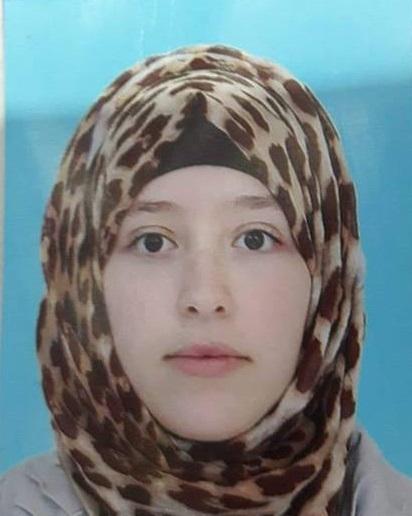 بعد الطفلة اخلاص..اختفاء فتاة من اقليم الدريوش وأسرتها تناشد المواطنين البحث عنها