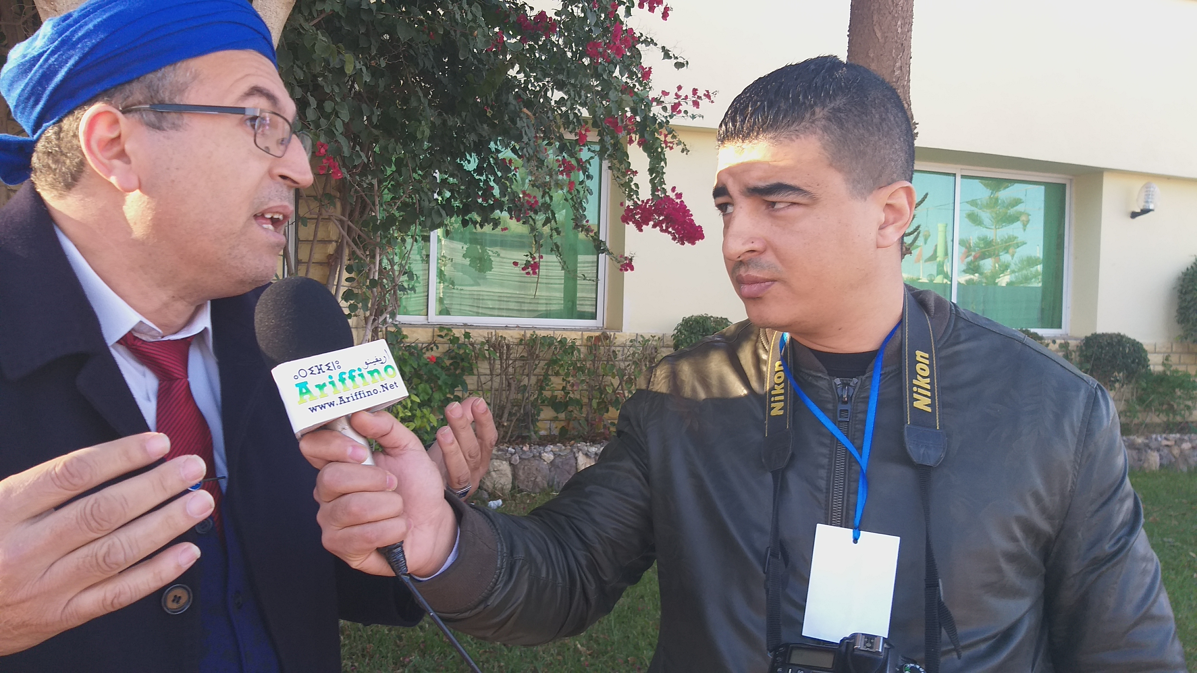 مثير+فيديو.. التجمع العالمي الأمازيغي في حضن التجمع الوطني للأحرار