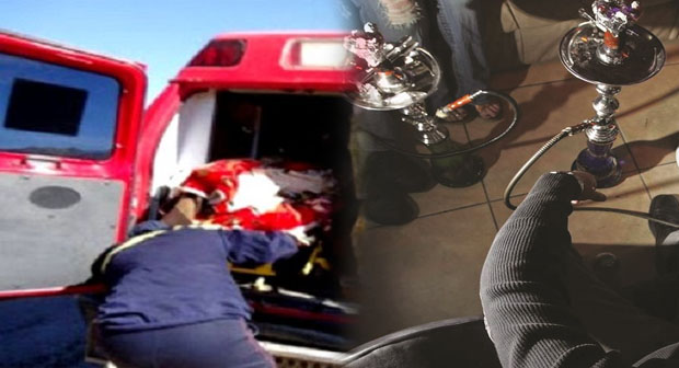 """الدريوش.. نقل فتاة تعرضت للاغماء إلى المستشفى بسبب تناول """"الشيشة"""""""