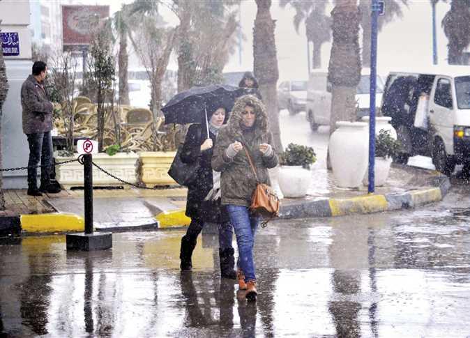 المزيد من الأمطار مع الجو البارد بالناظور اليوم الخميس