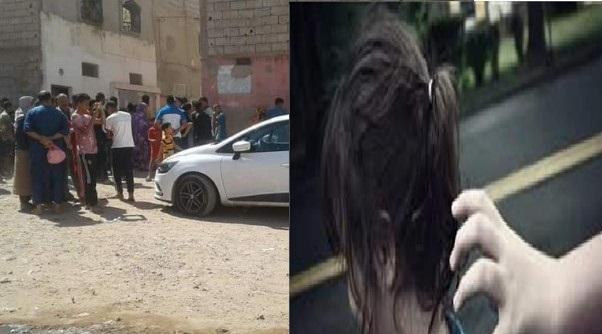 انفراد+خطير:محاولة اختطاف طفل وطفلة من حي بوعرورو بالناظور من طرف شخص بملابس نسائية وهذه هي التفاصيل؟