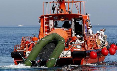 غرق 53 مهاجرا سريا قبالة سواحل الريف