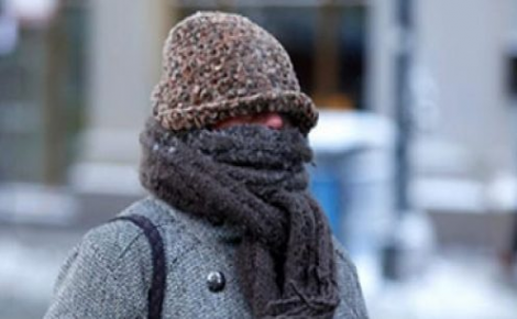 درجة الحرارة تنخفض بالحسيمة الى 4 درجات تحت الصفر