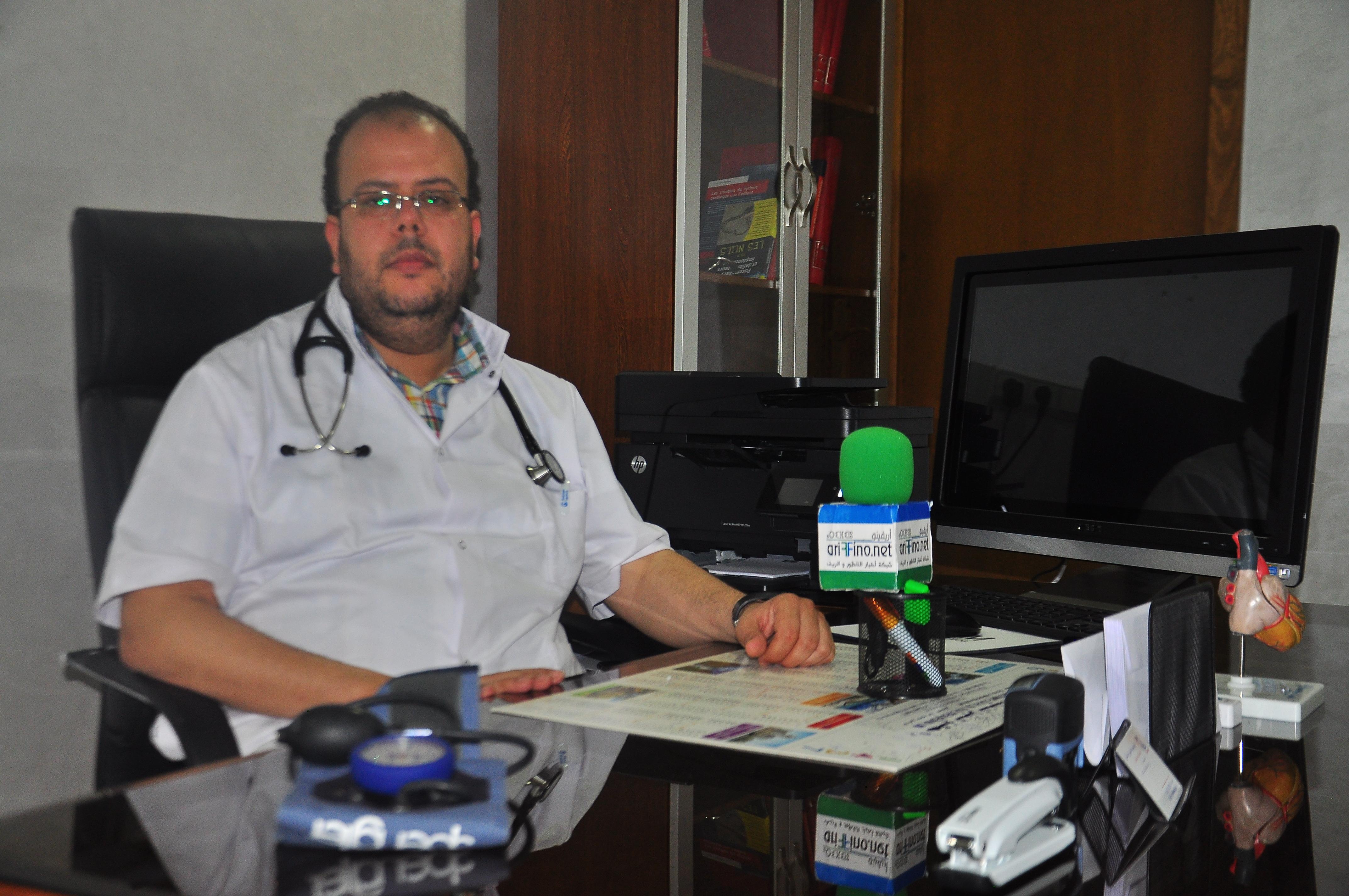 +صور: مصحة السلام بالناظور تعلن الانطلاق الفعلي لخدماتها و البروفيسور طارق الهواري ينقل عيادته إليها