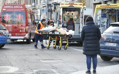 عصابة للاتجار في المخدرات تطلق النار على مغربي في اسبانيا