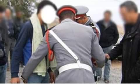 خطير: الدرك يعتقل شابا متهما باغتصاب طفلة لا يتجاوز عمرها 5 سنوات بجماعة وردانة الدريوش
