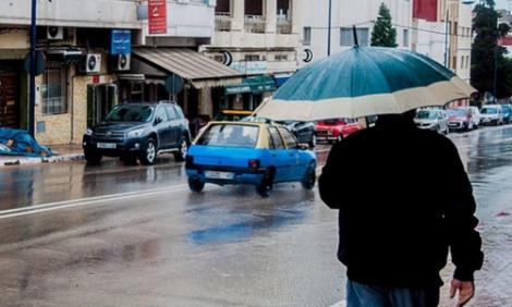 مديرية الأرصاد الجوية تتوقع عودة الأمطار ابتداء من الجمعة