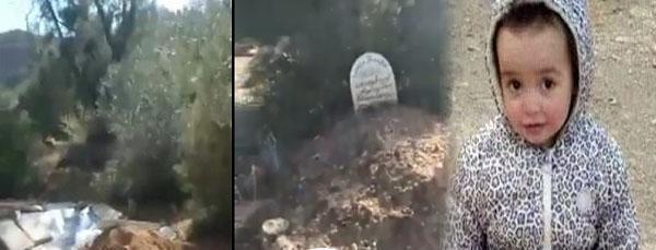 فيديو.. هذا هو المكان الذي ستدفن فيه الطفلة إخلاص