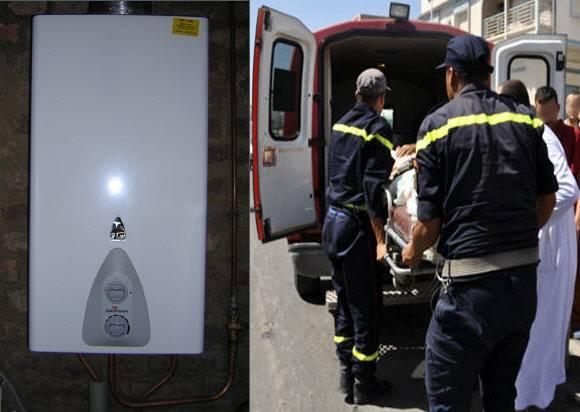 عاجل: سخان الماء كاد يودي بحياة طفل في بوفرقرش اقليم الدريوش