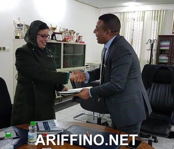 روبورتاج: توقيع اتفاقية بين مديرية التعليم بالناظور و اكاديمية الشرق من أجل تنفيذ البرنامج الإقليمي 2019
