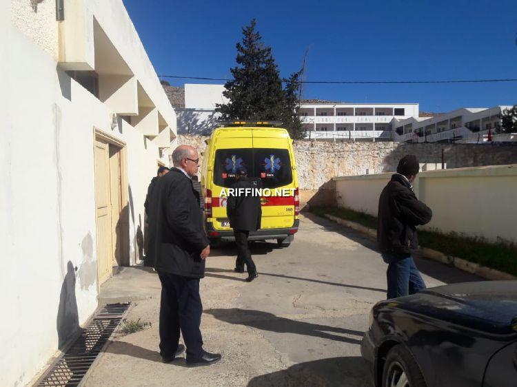 +صور: والد اخلاص يتسلم جثمانها من المستشفى الحسني و جنازة كبيرة تنتظرها بأزلاف
