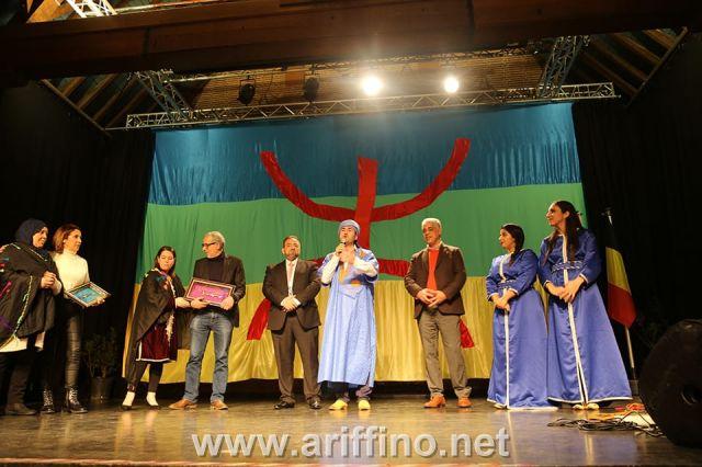 ربورطاج …جمعية ماربيل ببروكسيل تحتفل برأس السنة الأمازيغية 2969