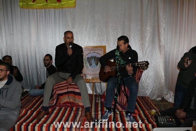 احتفال كبير بالسنة الأمازيغية الجديدة 2969 بسلوان  +صور و فيديو