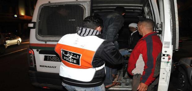 الشرطة القضائية بالعروي تلقي القبض على أشهر مروج للخمور بهذه الطريقة المثيرة …