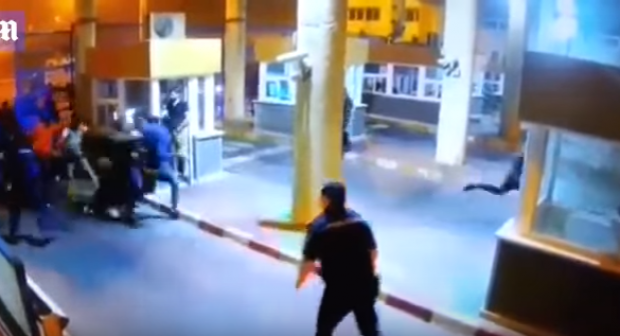مغربي يعتدي على شريكته بالضرب والجرح في اسبانيا