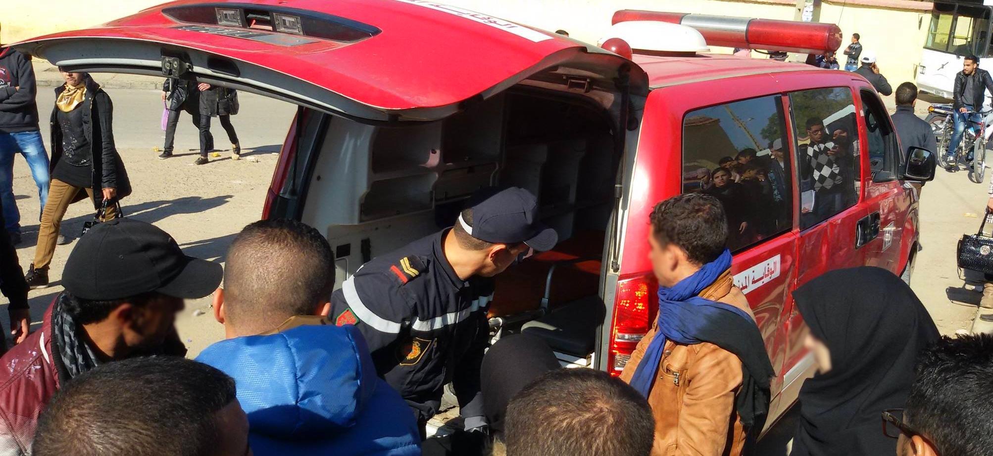مأساة جديدة:شاحنة تدهس طفلاً و ترديه قتيلاً بالحسيمة